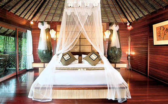 KUPUKUPU BARONG VILLAS & TREE SPA